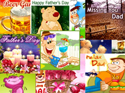 Fars Dag-kort / Father's Day cards